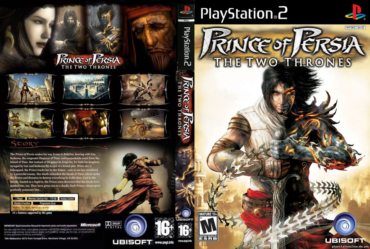 Prince of persia two of thrones hot  hentai vids